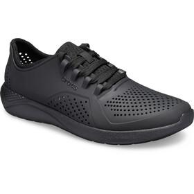 Crocs LiteRide Pacer Schoenen Heren, black/black